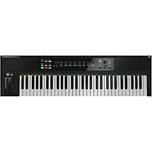Native Instruments Komplete Kontrol S61 Keyboard