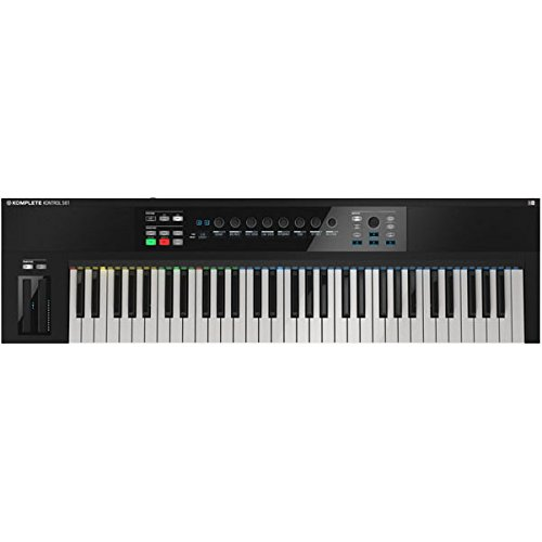 Native Instruments Komplete Kontrol S61 Keyboard ()