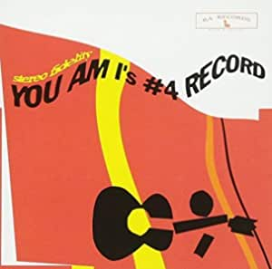 YOU AM I'S #4 RECORD (GOLD SERIES)