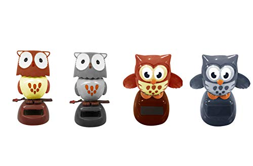 DollarItemDirect Owl Sunny Jiggler, Case of 72
