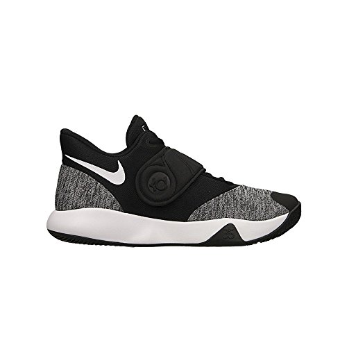 Nike Men's KD Trey 5 VI Basketball Shoes, Black/White-Black, 11.5 (Black And White Kd 6 For Sale)