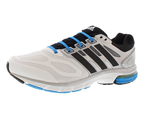 adidas Running Men's Supernova Sequence 6, Running White/Black/Solar Blue, 10.5 D-Medium (Running Shoe Adidas Supernova Sequence)