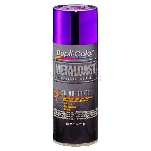 Dupli-Color Anodized Coating Purple Anodized 11 Oz. Aerosol - Lot of 6