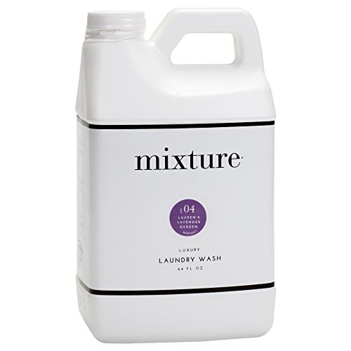 No. 4 Lauren's Lavender Garden 64 Ounce Luxury Laundry Washing Detergent (Best Selling Front Load Washer)