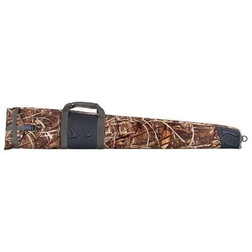 Allen Company Flotation Shotgun Slip with Armor, Pocket and Top Zip Option (Max-4 Hd, 52-Inch) Armor Shotgun Case