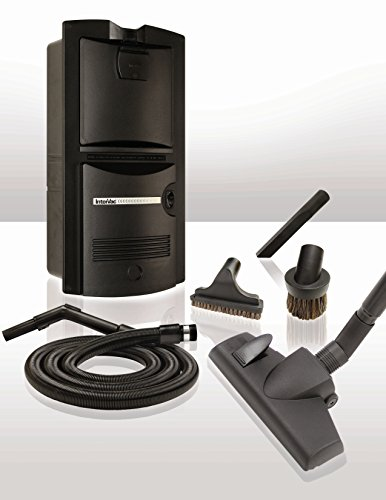 Roadvac  Black  With Accessory Kit By Intervac Design