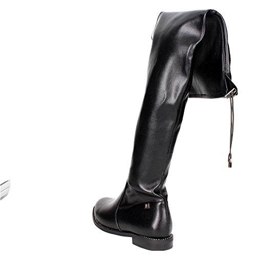 Laura Biagiotti 2259CALF Bottes Femme Noir Hm0QHK