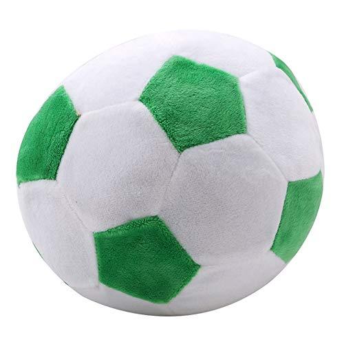 PINZHUOS Almohada Decorativa, Patrón del balón de fútbol ...