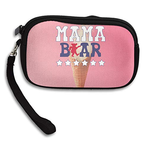 Purse Printing Bag Deluxe Small Mama Portable Bear Receiving wBxORIqSn