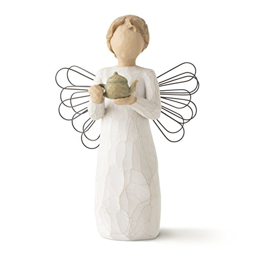 - Willow Tree hand-painted sculpted angel, Angel of the Kitchen