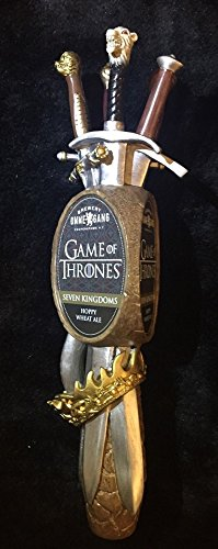 Ommegang Game of Thrones Tap Handle - Bend the Knee