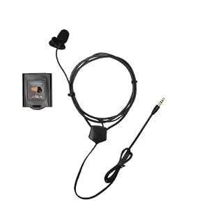 Micro Ear - Juego de micrófono y auricular espía (inalámbrico, Bluetooth)
