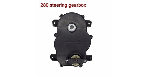 Amazon.com: Caja de cambios con motor Directivo, RS280 Motor ...