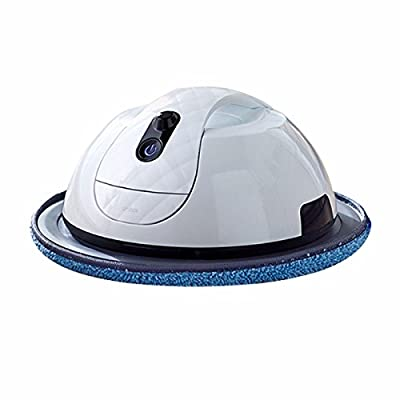 [t'way]i' SENSE Dust Care Bot HC200 Water Mop Robot Cleaner with Remote Control 220V & Key Ring