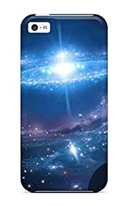 Hot Fashion AXjZUim627AbuAf Design YY-ONE For Iphone 5c Protective Case (star Dance)