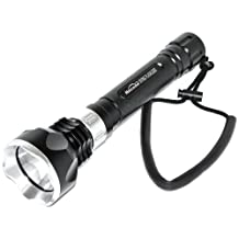 MagicShine 1000-Lumen Diving Light with Battery and Charger Set, Black