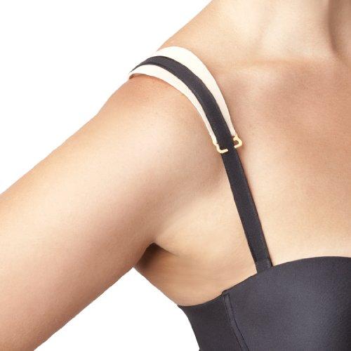Maidenform Women's Foam Bra Strap Pad, Nude, One Size