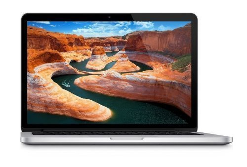 Apple MacBook Pro MD212LL/A 13.3″ Laptop with Retina Display, Intel Dual-Core up to 3.1GHz, 8GB RAM, 256GB SSD, HDMI, Bluetooth 4.0, Mac OS (Certified Refurbishd)