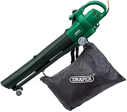 Amazon.com: Draper 2500 W 230 V Jardín aspiradora/soplador ...
