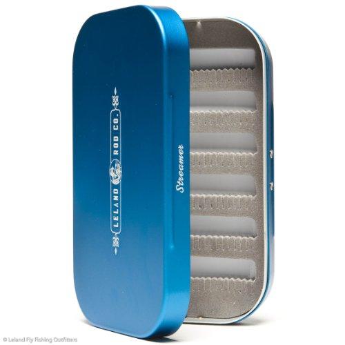 (Leland Rod Company Trout Streamer Fly Box)