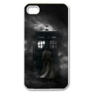 JJZU(R) Design Personalized Cover Case with Doctor Who for Iphone 4,4S - JJZU931028