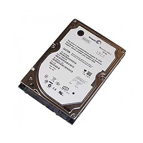Disco duro 80 GB SATA 2.5 Seagate st98823as 5400rpm 8 MB Momentus PC portátil: Amazon.es: Electrónica
