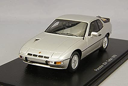 Image Unavailable. Image not available for. Color: Porsche 924 Turbo , silver, 1979 ...