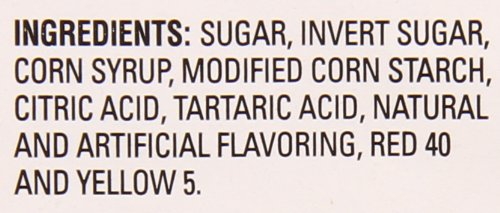 Sour Patch Soft & Chewy Candy, Peach, 80 Ounce (Pack of 6) by Sour Patch (Image #3)