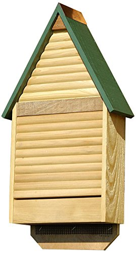 Heartwood 094B Lodge Bat House by Heartwood