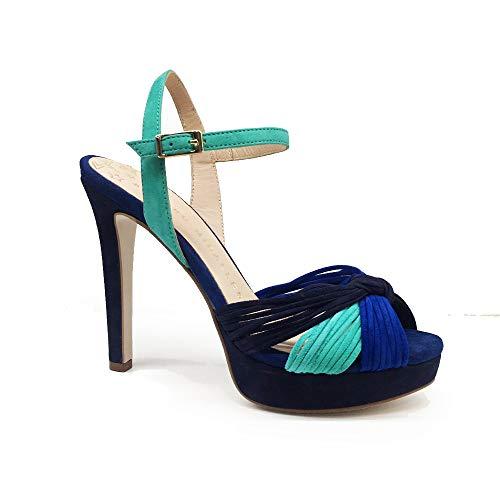 Pedro Miralles Azul Amalfi 13878 Num Color Modelo 40 Sandalias Mizapateriaonline dUqvdw