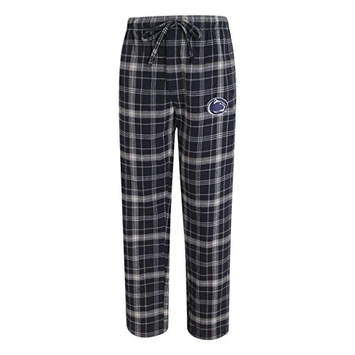 Concept Sport Penn State Nittany Lions Adult NCAA Ultimate Flannel Pants - Team Color, Large -