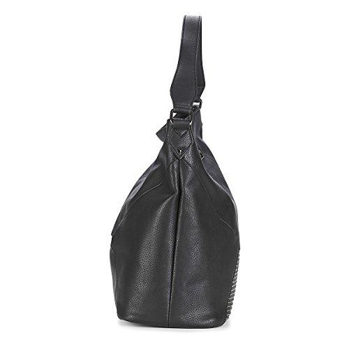 Thierry Mugler, Borsa a spalla donna Nero nero L37xH35xE16cm