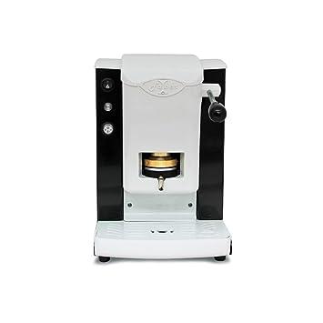 Faber - Cafetera de cápsulas - Modelo Slotplast - Cápsulas de 44mm Negro