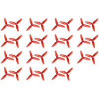 15 x Quantity of Walkera Rodeo 110 FPV Racing Quadcopter Rodeo 110-Z-01 Three Blade Propellers Props Main Rotor Blades Parts 70mm Diameter