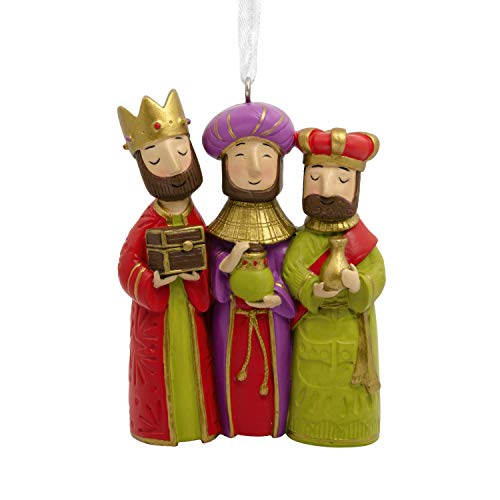 Hallmark Christmas Ornaments, Hallmark VIDA Three Kings - Figurine King Melchior
