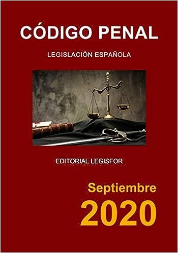 Código Penal: Amazon.es: Legislación española: Libros
