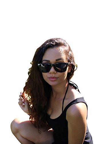 Verspiegelt para Feuer Gafas de mujer sol Ciffre Türkis zq0TPOtn