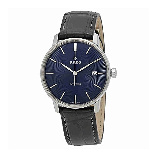 Rado Coupole Classic L Automatic Blue Dial Mens Watch R22860205