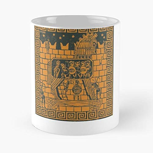 (Geek Retro Graphic - Coffee Mugs Unique Ceramic Novelty Cup)
