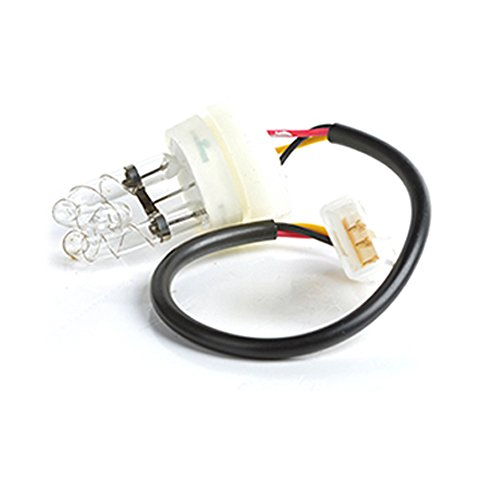 Xprite 1 White Hide Away Strobe Tube for 80w / 120w / 160w Kits Headlight Replacement Bulbs