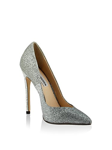 STEVE MADDEN - WICKET Zapato tacón Plateado