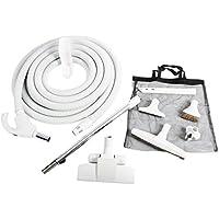 Cen-Tec Systems 93642 Central Vacuum Kit, Light Gray