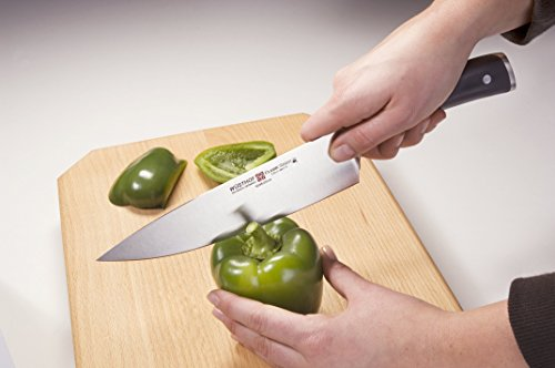 Find a Wusthof Classic Ikon 8-Inch Cook's Knife, Black