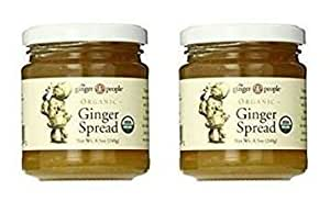 Organic Ginger Spread - Made in FIJI - (Pack of 2)