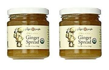 Organic Ginger Spread - Made in FIJI - (Pack of - Organic Spread