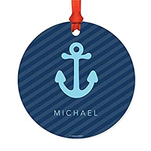416kCAjiSIL._SS300_ 75+ Anchor Christmas Ornaments