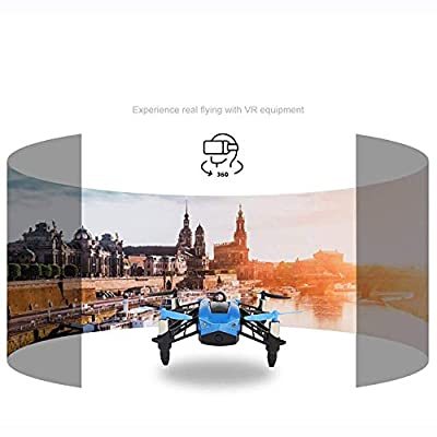 TOYEN GV1801 Mini Drone 2.4GHz 6CH 6-axis Gyro Quadcopter FPV VR WiFi RC Helicopter 720P HD 0.3 MP Camera Indoor/Outdoor Toy: Toys & Games