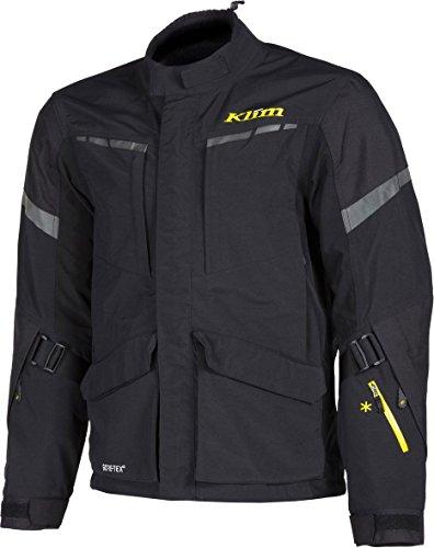 Klim Carlsbad Mens Off-Road Motorcycle Jackets - Black/Large