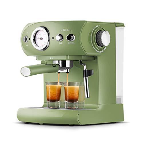 Espresso Machine, with Water Filter 960 W Power Consumption, 19 Bar Pressure, 1.5 L Water Tank, Steam Nozzle, Temperature Display
