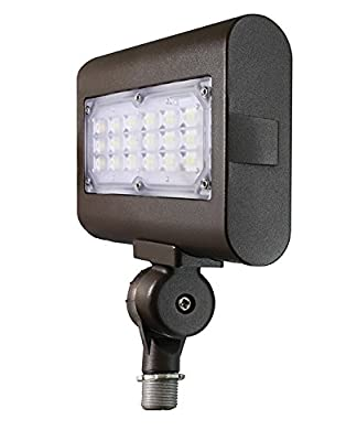 Super Bright LED Outdoor Flood Light by Ciata Lighting: Waterproof Security